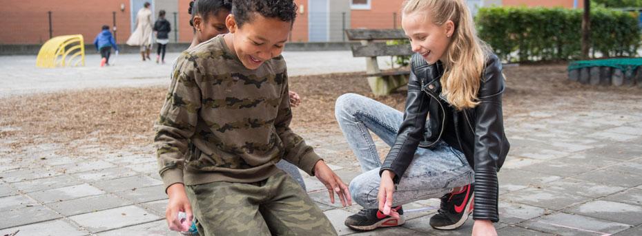Piet Mondriaan Kindcentrum - buitenschoolse opvang