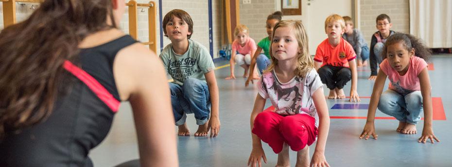 Piet Mondriaan Kindcentrum - naschoolse activiteiten