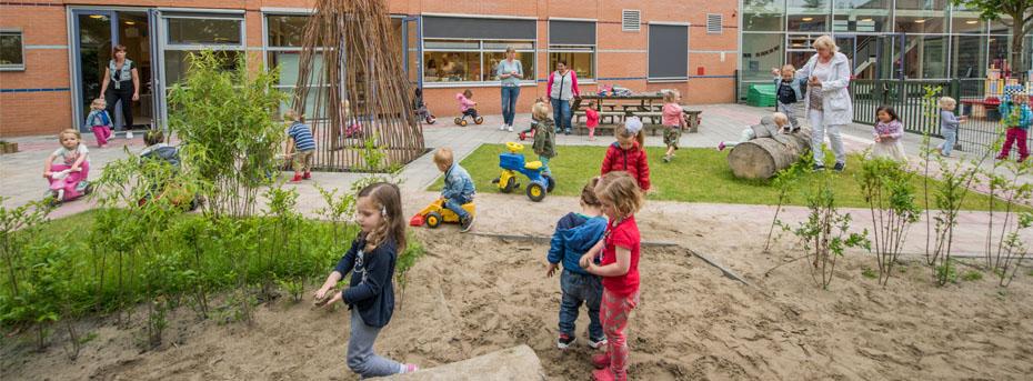 Piet Mondriaan Kindcentrum - peuterspeelzaal